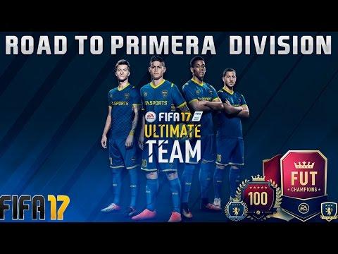 Road To Primera Division #1