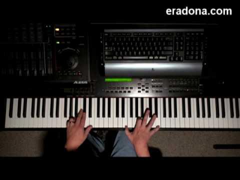 Wonderful, Merciful Savior - Piano - Carlton Forrester