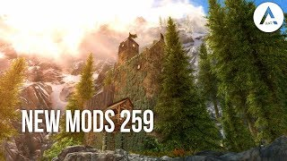 5 Brand New Console Mods 259 - Skyrim Special Edition (PS4/XB1/PC)