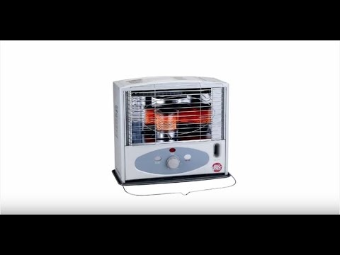 How To Replace A Wick On A Radiant Kerosene Heater