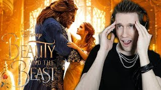 WHY DID THIS MOVIE MAKE ME CRY (Beauty and the Beast Commentary)