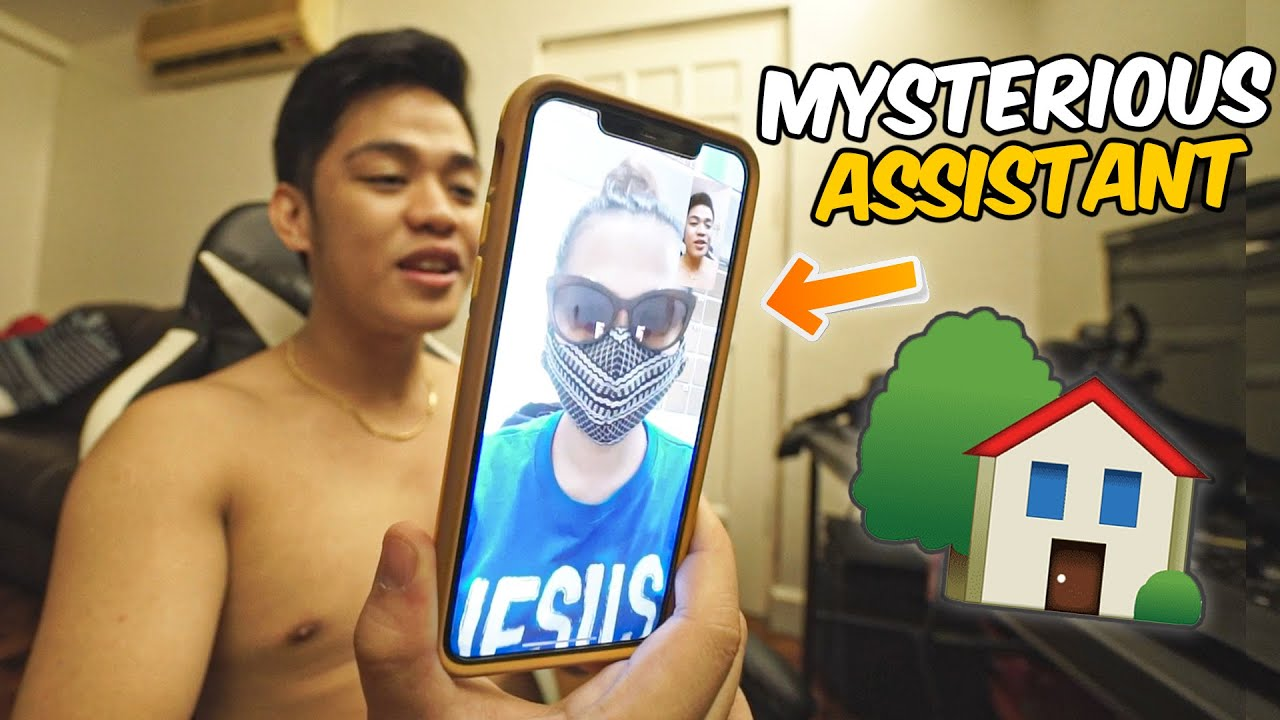 Mysterious Assistant lilipat na sa BG Mansion? (announcement)