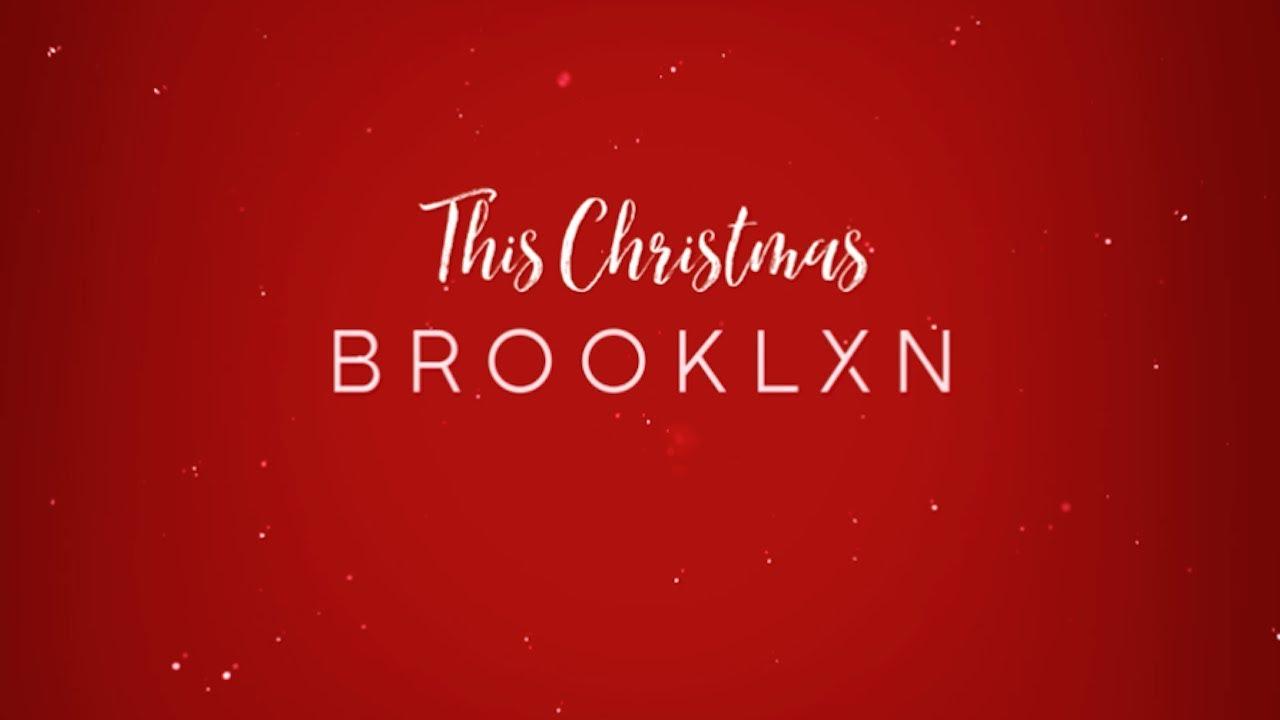 BROOKLXN - This Christmas (Lyric Video)
