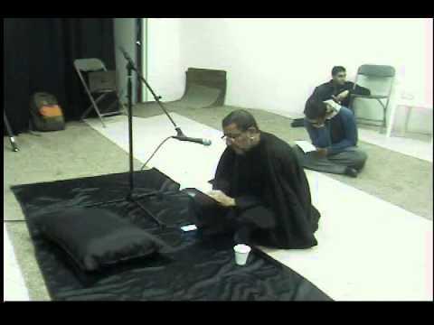 Dr Liyakat Takim - Imam Zain-al-Abideen-al-Sajjad, Majlis 1