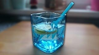 DIY Geschenkidee - Flaschen mit Glasschneider trennen / schneiden Trinkgläser selber gestalten