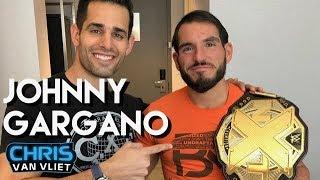 "Johnny Gargano: ""NXT is the main roster"", winning NXT Championship, Tommaso Ciampa, Royal Rumble"