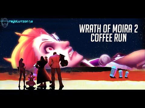 Wrath Of Moira 2 - Coffee Run [Overwatch Animated Short SFM]