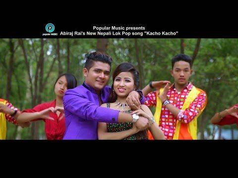 Kacho Kacho New Nepali Pop Song काचो काचो पिडालु  by  Abiraj Rai