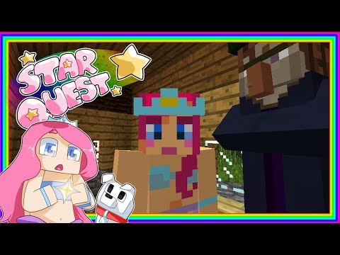 STARQUEST! Ep.16 SLEEP OVER AT THE WITCHES HOUSE! | Amy Lee33