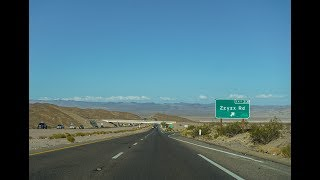 19-17 SoCal #4 of 4: I-15 North - King Of The Desert II