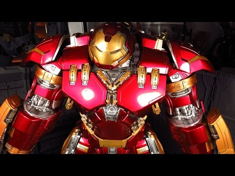 King Arts 1/9 HulkBuster (Iron Man mk44) Figure Review
