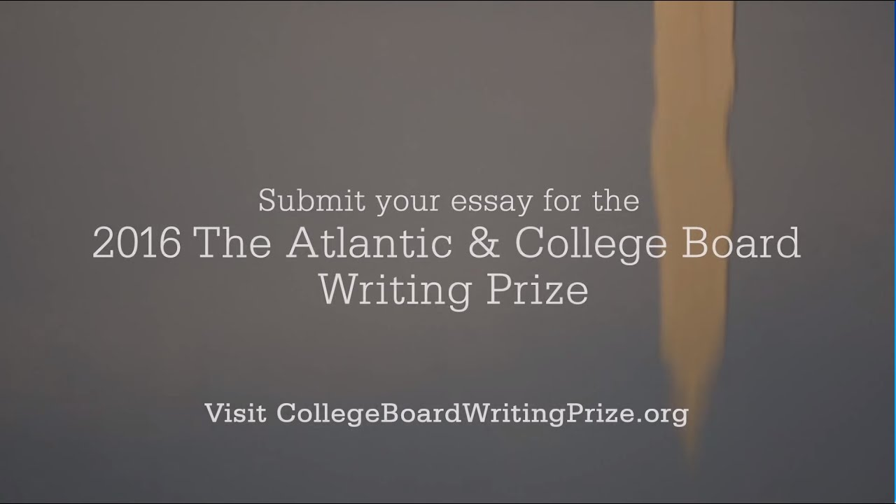 submit college essay At the uw, we consider the college essay as our opportunity to see the person   siblings or friends (assuming they would listen to you) submit an essay on a.