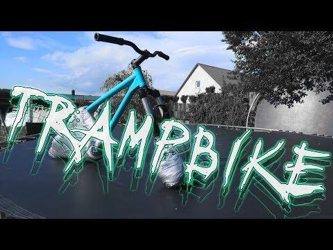 TRAMPOLINE BIKE | Felix´s Welt
