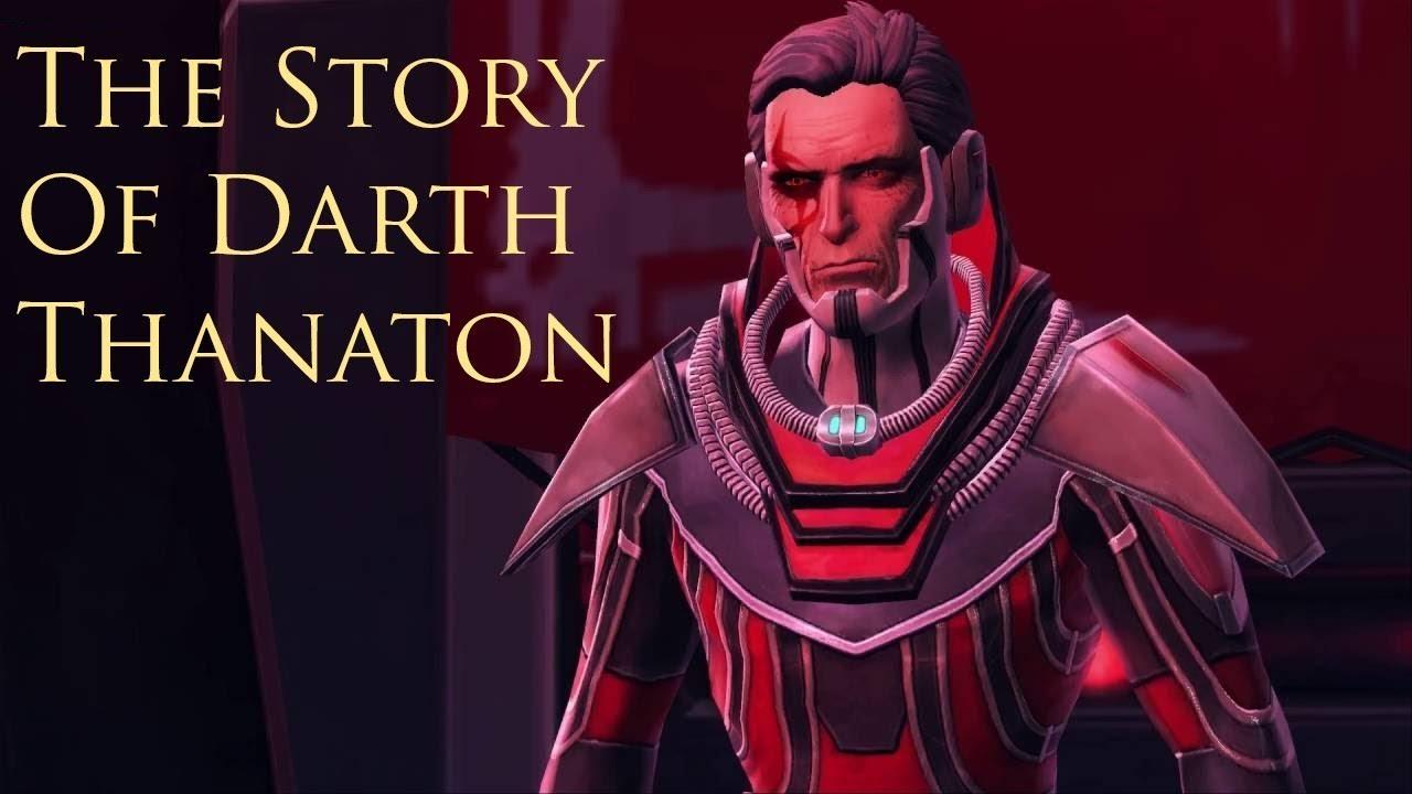 100 Pictures of Darth Thanaton