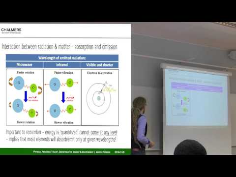Earth´s Climate and Climate Change. Lecture 1 part 2