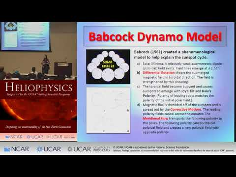 Solar Cycle Predictions (Part One)   Lisa Upton