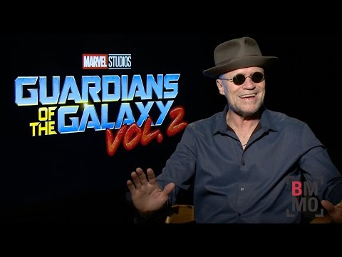 Michael Rooker Interview - Guardians of the Galaxy: Vol. 2