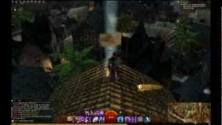 Guild Wars 2 Ossan Quarter Vista Point (Divinity