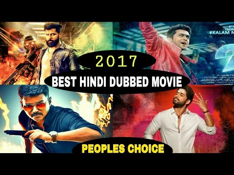 Top 10 Best  South Indian Hindi Dubbed Movie 2017