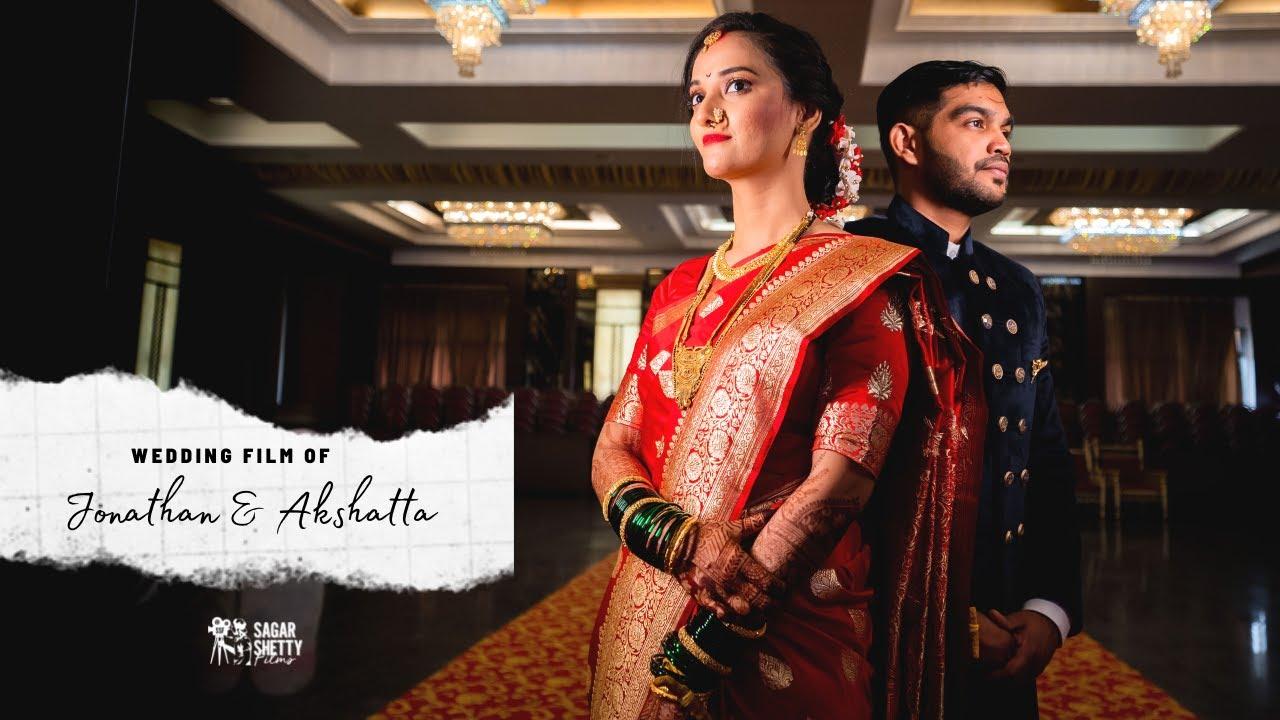 Jonathan & Akshatta | Hindu & Catholic Wedding Film | Sagar Shetty Films