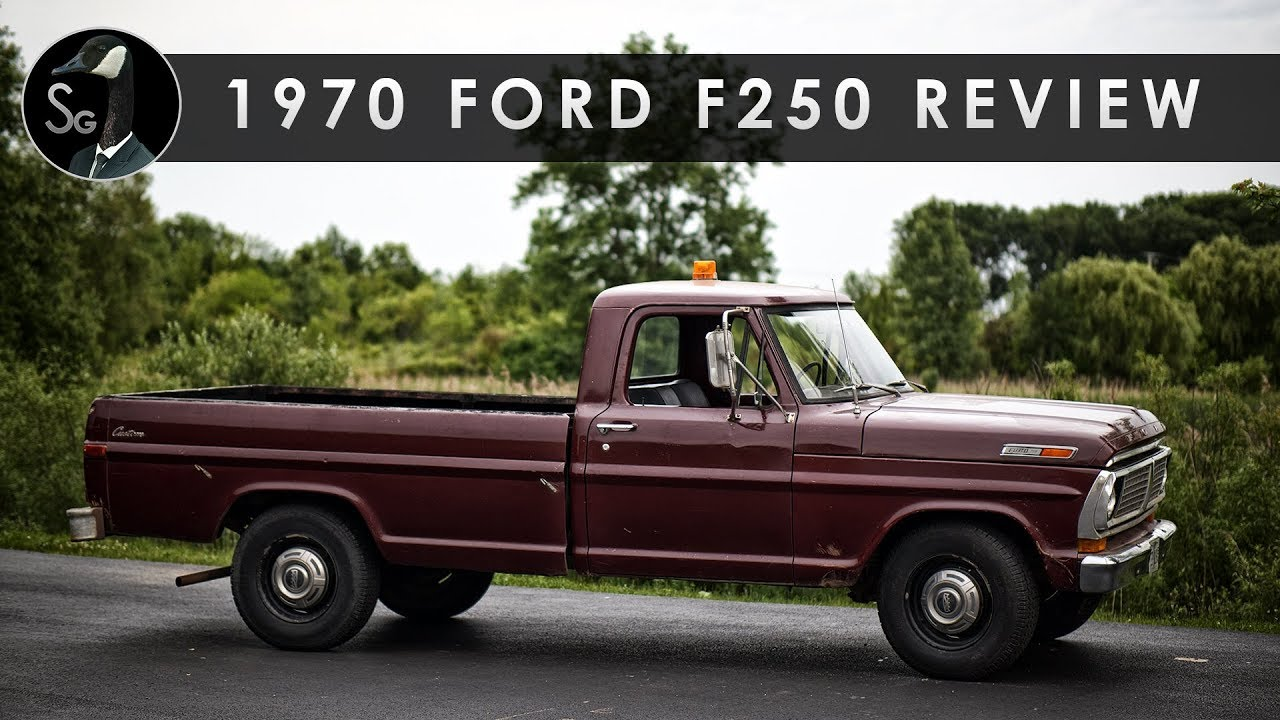 Review 1970 Ford F250 When Older Seems Worse Youtube
