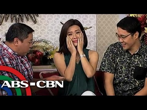Bernadette cries as she bids farewell to 'UKG' family