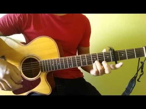 I'm Yours - Jason Mraz - Intro Strumming Beginner Guitar Tutorial