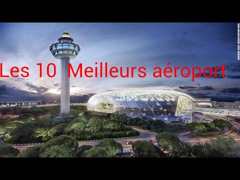 Les 10 Meilleurs Aéroports du Monde 2016