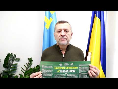 Crimean Tatars joined the Stand up for Human Rights campaign (29)