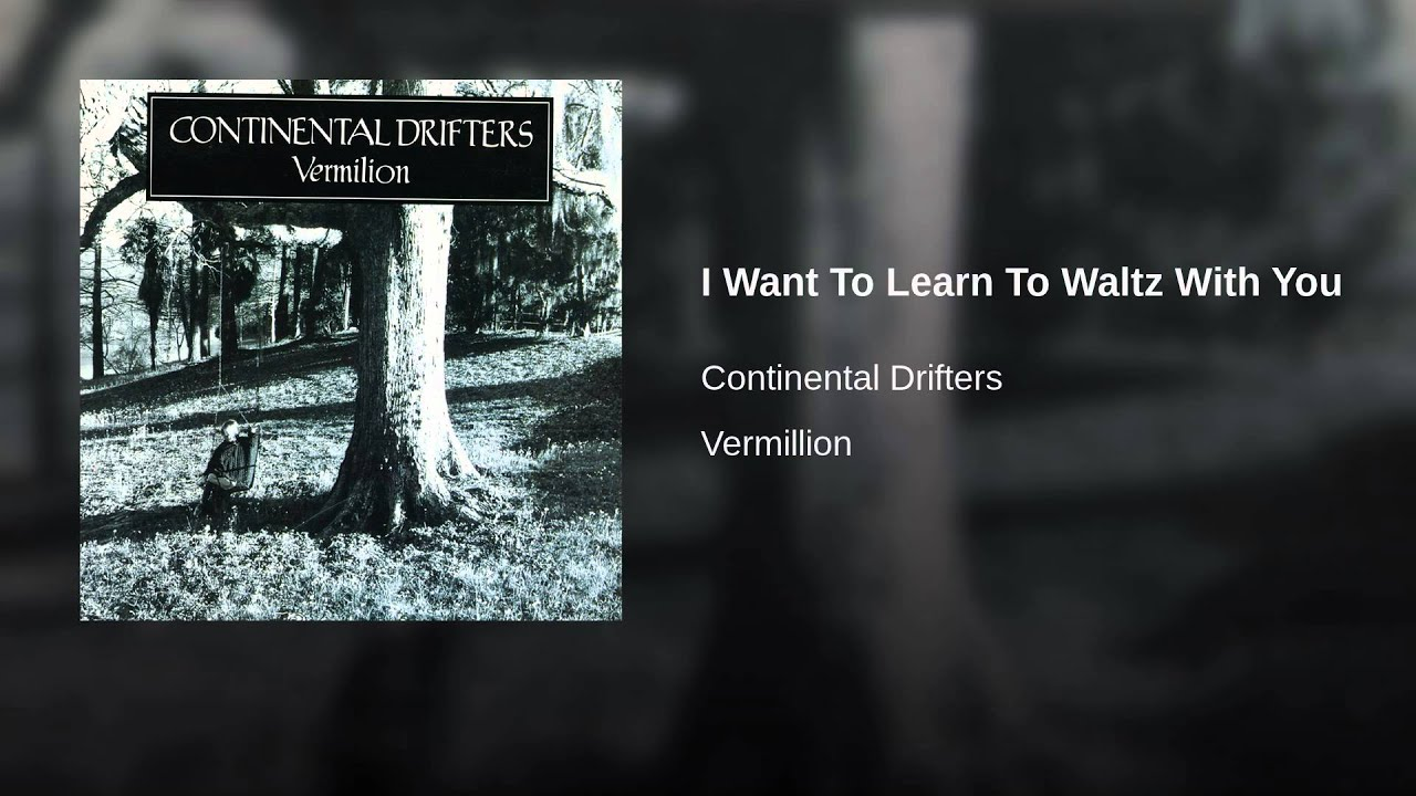 I Want To Learn To Waltz With You - YouTube