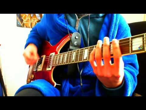 Fireflight - Stay Close (Guitar Cover)