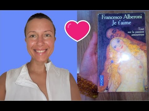 I love you, a beautiful book by Francesco Alberoni about #love and romantic passion