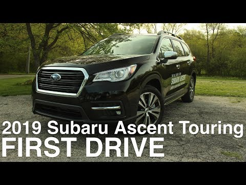 Driven: 2019 Subaru Ascent Touring