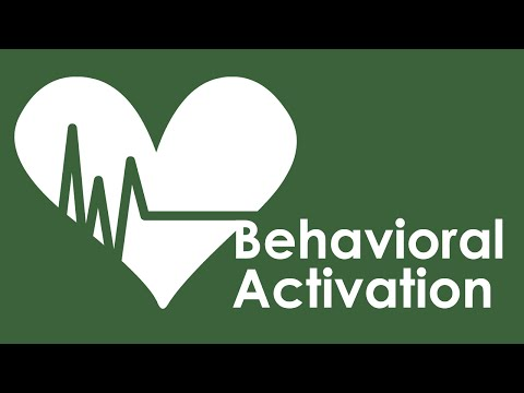 CBT Technique: Behavioral Activation