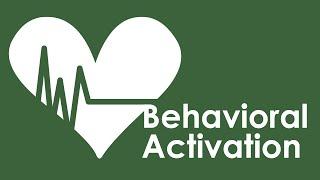 CBT Technique: Behavioral Activation