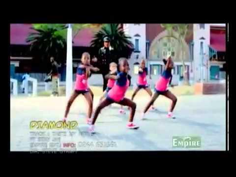 Diamond   Taste My Apple ft Stay Jay Official Video)(GhanaMotion Com)