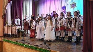 На Коломийщині відбувся фестиваль «Гвіздецьким краєм коляда лунає»
