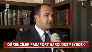 Avukat Cevat Kazma, öğrencilerin pasaportlar için ödediği harçlar ile ilgili açıklamalarda bulundu.