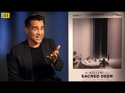 Download Youtube: Colin Farrell on making really weird movies and In Bruges turning 10 years old
