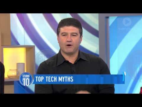 Top Tech Myths