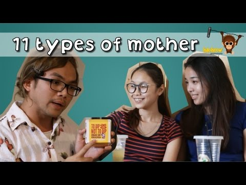 11 Types of Mothers in Sandakan