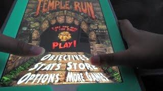 Temple Run Game Play