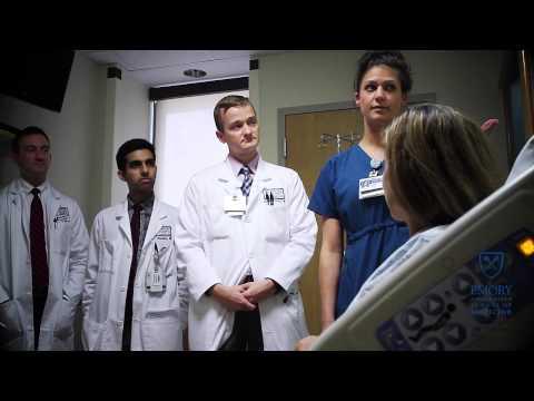 Internal Medicine Training at Emory University Hospital