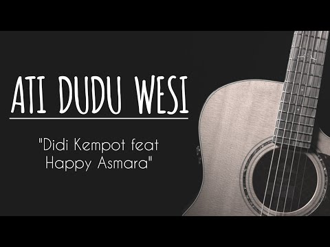 ati-dudu-wesi---didi-kempot-ft-happy-asmara-(-karaoke-akustik-)-original-key
