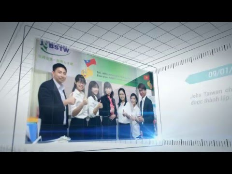 Jobs Taiwan Introduction