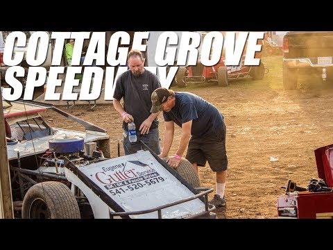 Cottage Grove Speedway Bummer - 8/10/19