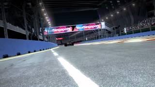 F1 2012 Champions Mode Trailer