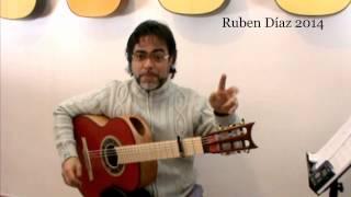 Coaching Buleria 45 / Code in Modern Flamenco Guitar  / Ruben Diaz Lessons CFG Malaga
