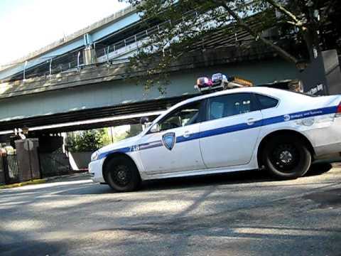 Triborough Bridge Cop Takes Shortcut
