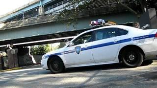 Triborough Bridge Cop Takes Shortcut